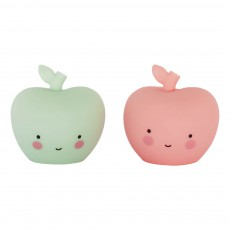product-A little lovely company Set de 2 minis pommes