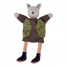 product-Moulin Roty Gentleman Wolf Puppet