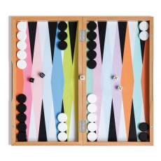 product-Remember Wooden Backgammon Game