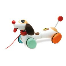 product-Vilac Hector The Dog Multicoloured