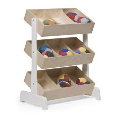 product-Oeuf NYC Storage unit - birch