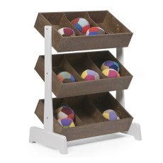product-Oeuf NYC Storage unit - walnut
