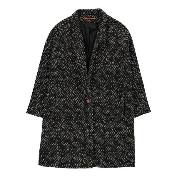 Moda abrigo oversize