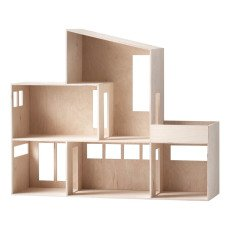 product-Ferm Living Kids Wooden Dolls' House Funkis