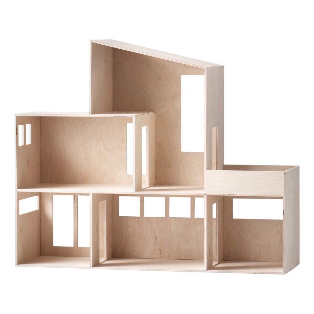 Maison de poupées Funkis en bois