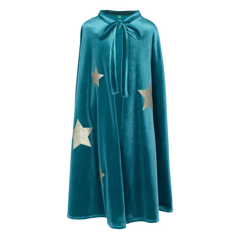 Numero 74 - Déguisement Merlin - Teal Blue S022