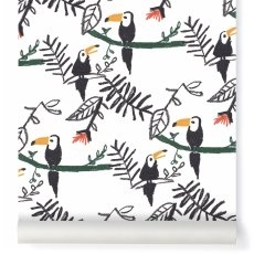 product-Nofred Toucan Wallpaper 10x0.53 metres