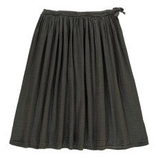 product-Numero 74 Ava Maxi Skirt Charcoal grey