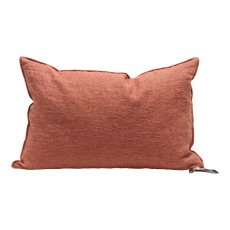 product-Maison de vacances Glay Frosted Washed Linen Reversible Cushion