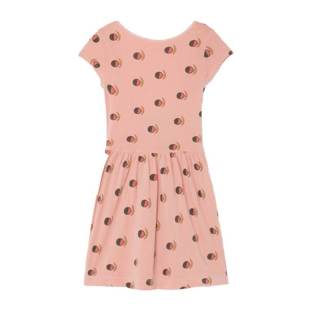 6b9bc589bba2 Sparrow Open Back Dress Pink The Animals Observatory Fashion