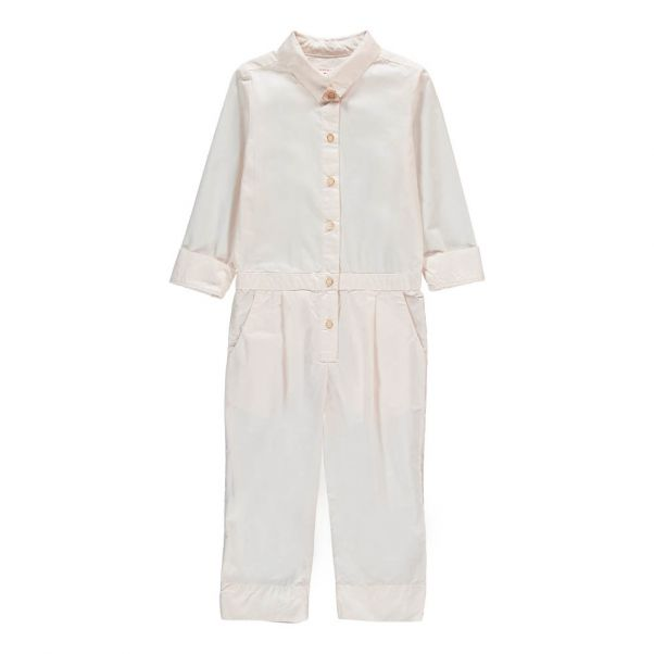 0f3b29896 Finland Buttoned Jumpsuit Powder pink Morley Fashion Teen