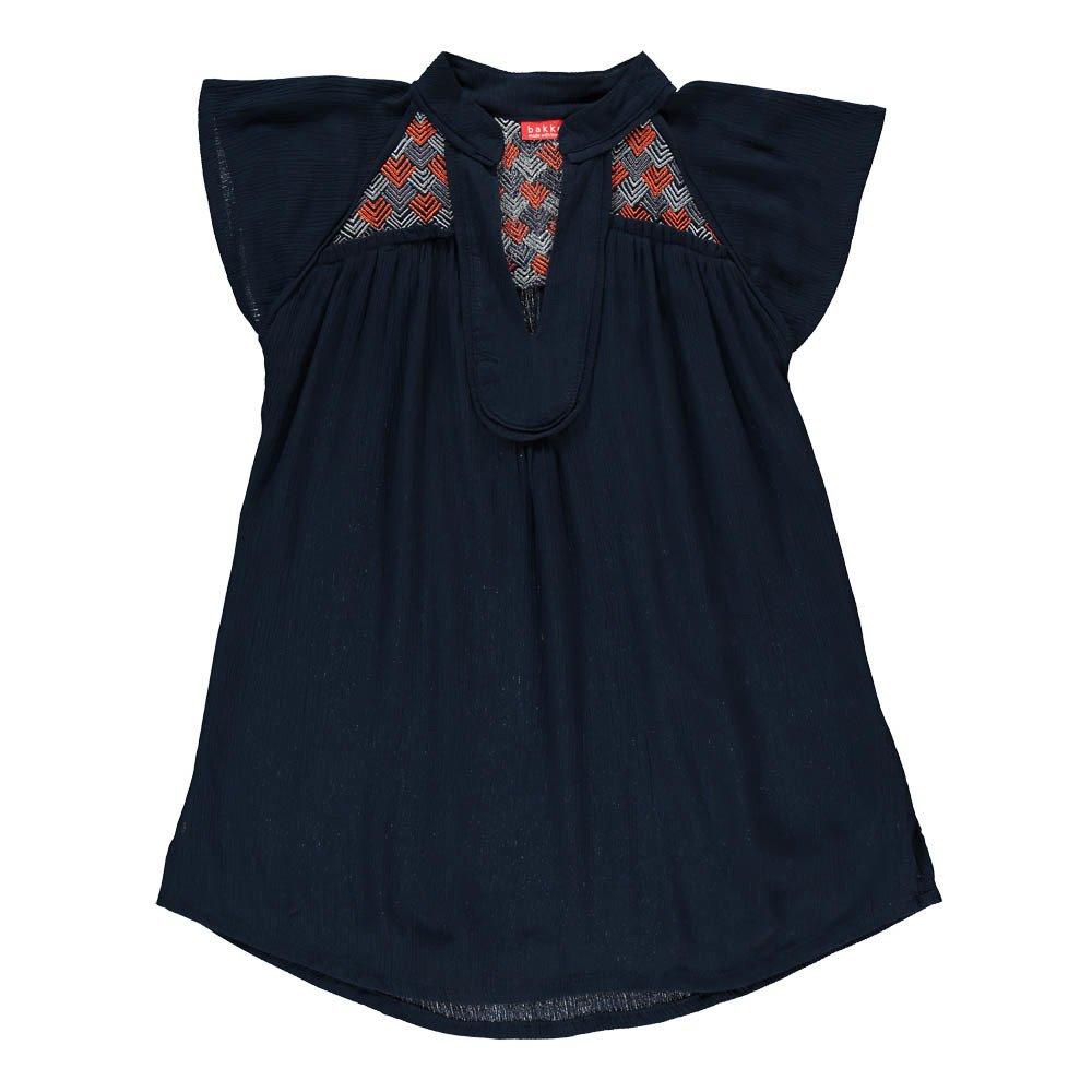 Robe Broderies Multicolores Berenice