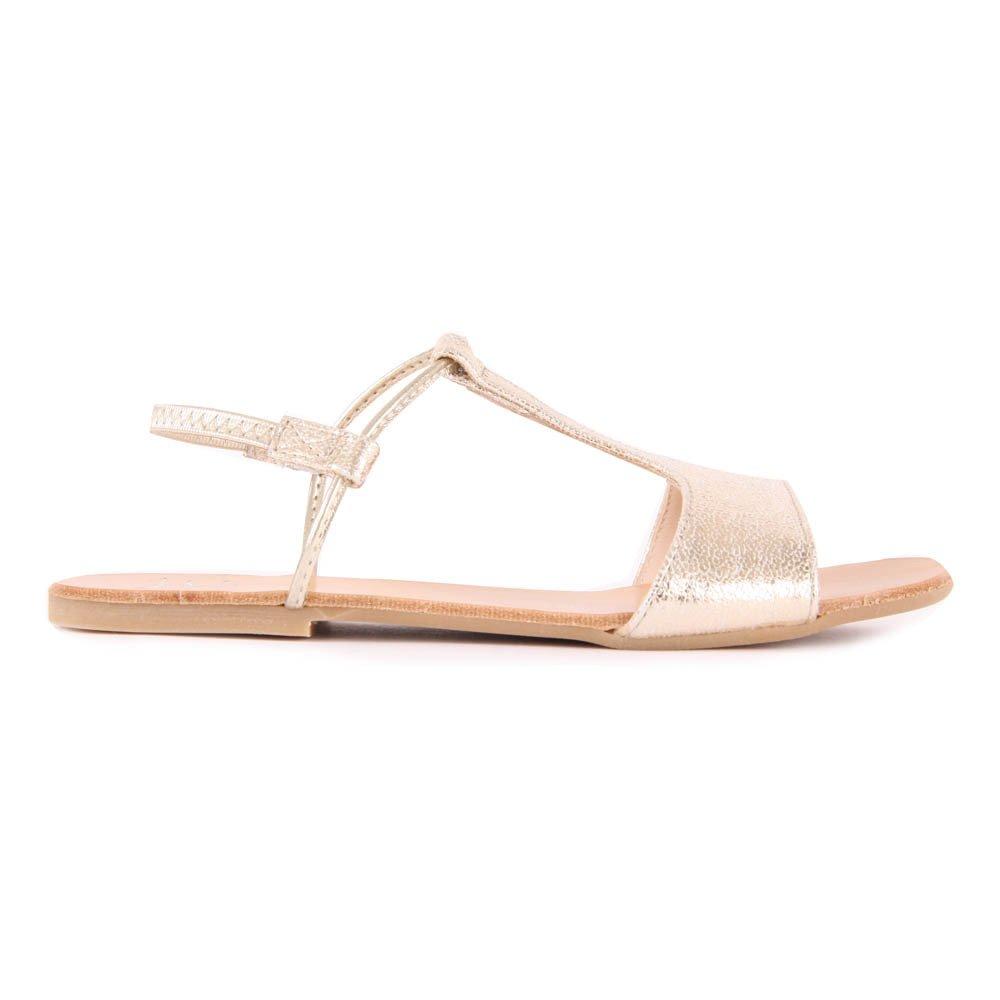 Sandales Cuir Irisé Mikonos