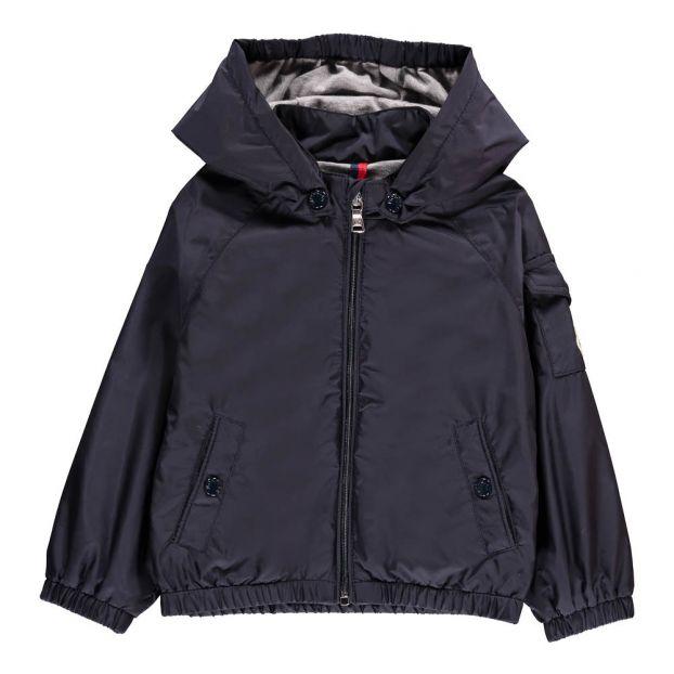 2844ecbcc Eustache Hooded Jacket Navy blue