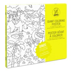 product-Omy Dinos Giant Colouring Poster