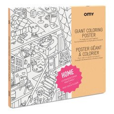 product-Omy Poster gigante da colorare Home