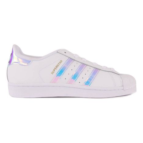 Baskets Lacets Cuir Irisé Superstar-product