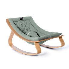 product-Charlie Crane Levo Beech Wood Baby Bouncer