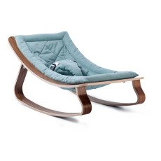 product-Charlie Crane Levo Walnut Baby Bouncer