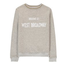 "product-Swildens Teen Sweat ""West Broadway"" Qolora"