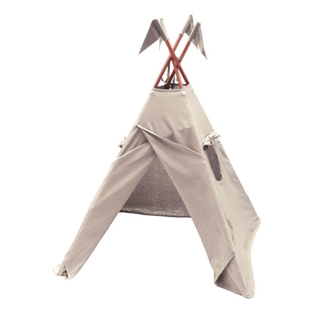 Cotton teepee - powder Powder S018 Numero 74 Toys and Hobbies d3de3b5957f88
