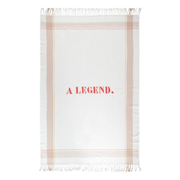 Foulard Paréo A Legend Ecru Bobo Choses Mode Adolescent , Enfant 655e1a0e852