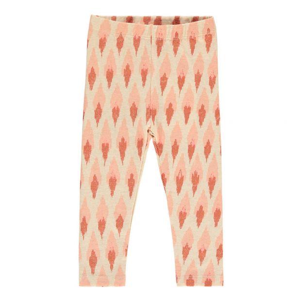 d7a48fd57 Paula Diamond Leggings Pink Soft Gallery Fashion Baby