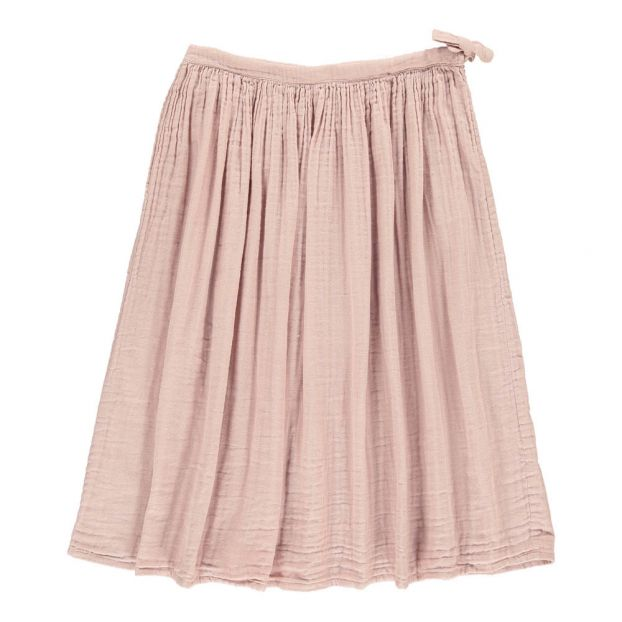 d00a451df Ava Maxi Skirt Dusty Pink Numero 74 Fashion Children