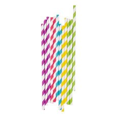product-My Little Day Paper Straws - Set of 25
