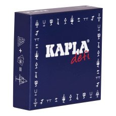 product-Kapla Challenge Set - 16 planks and cards