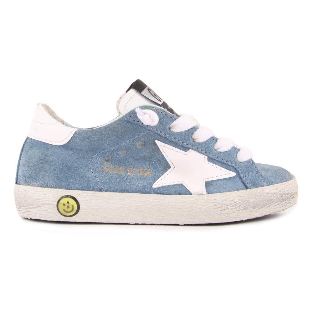 Sneakers Lacci Camoscio Superstar