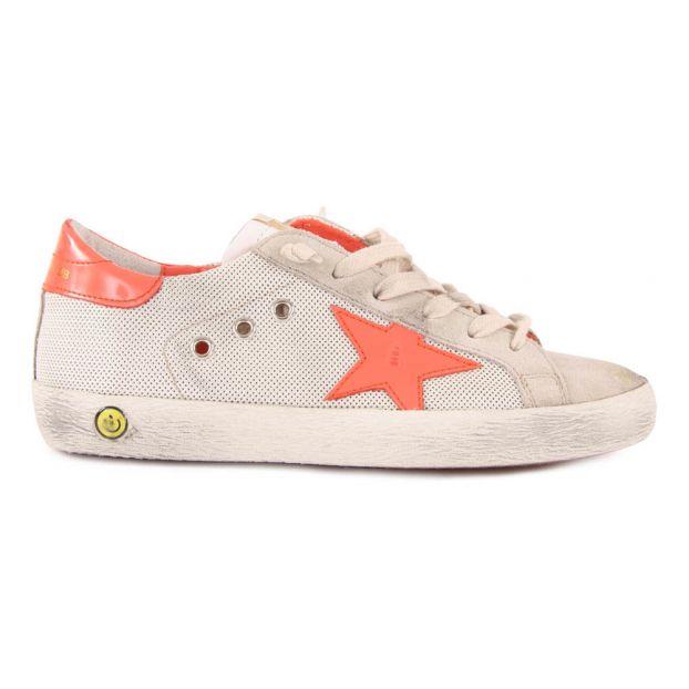 Goose Sneakers Pesca Lacci Brand Superstar Golden Scarpe Deluxe wzw6Zq