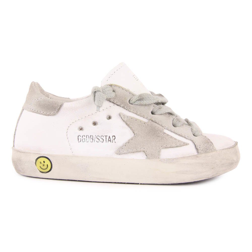 Sneakers Lacci Pelle Superstar