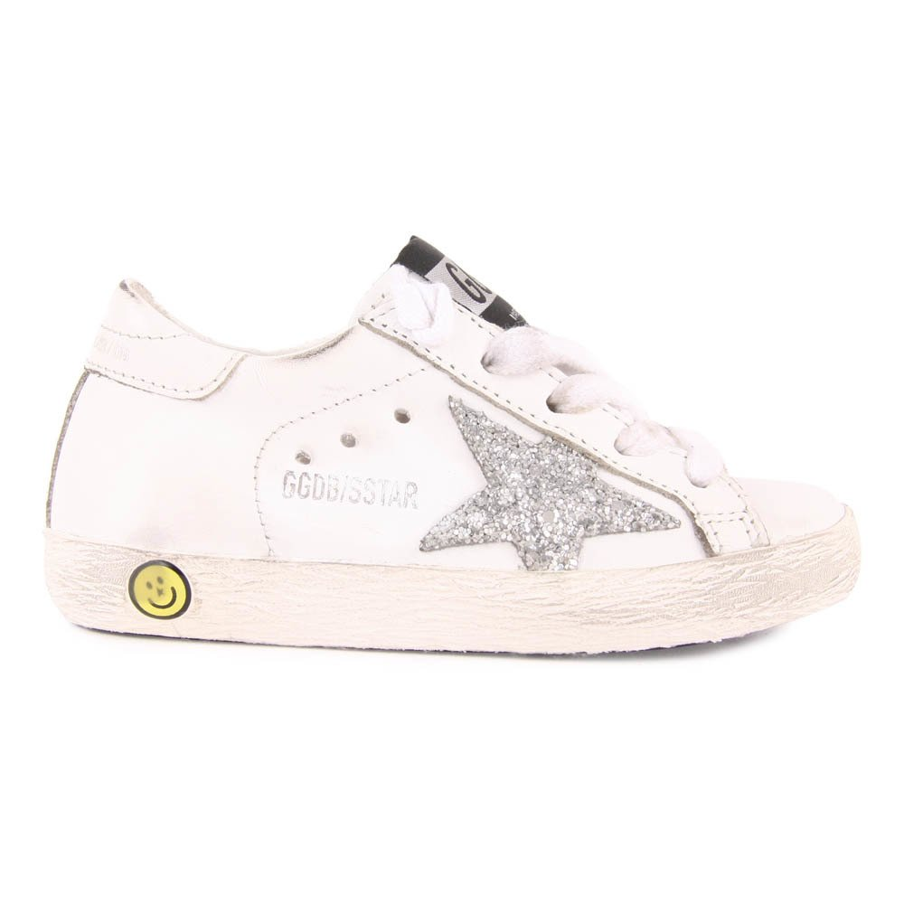 Sneakers Lacci Paillettes Superstar