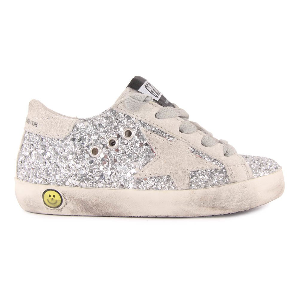 Sneakers Lacci Paillette Superstar