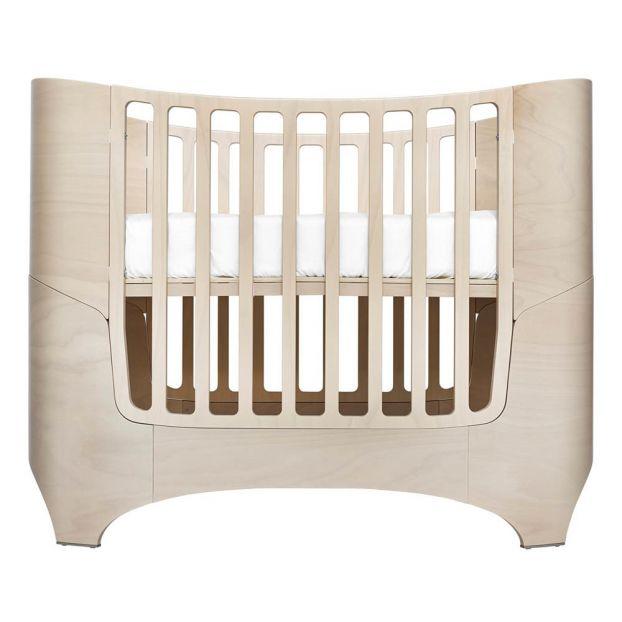 Mitwachsendes Babybett Komplett mit Matratze Comfort+7 Beige