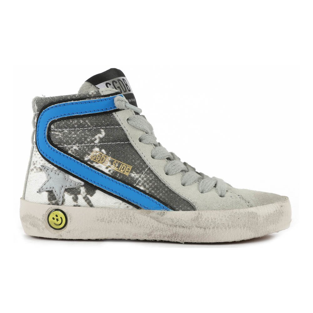 Sneakers Lacci Zip Stampe