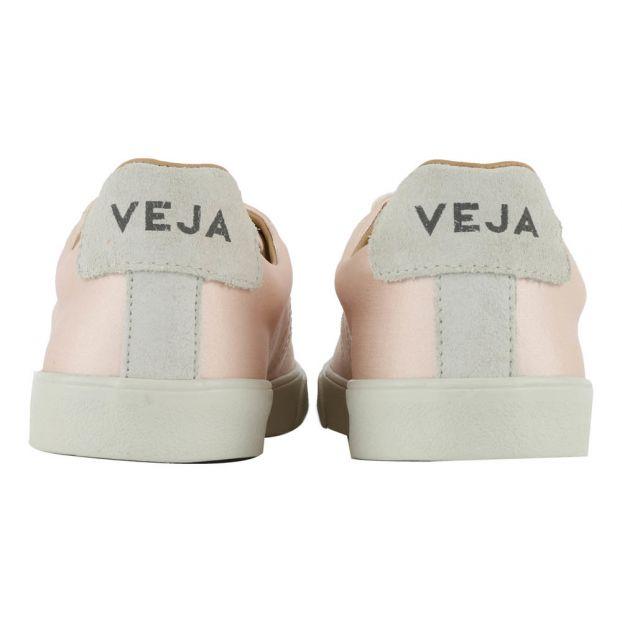 Soie Pâle Chaussure Adolescent Veja Rose Baskets Lacets 7wqFUFT