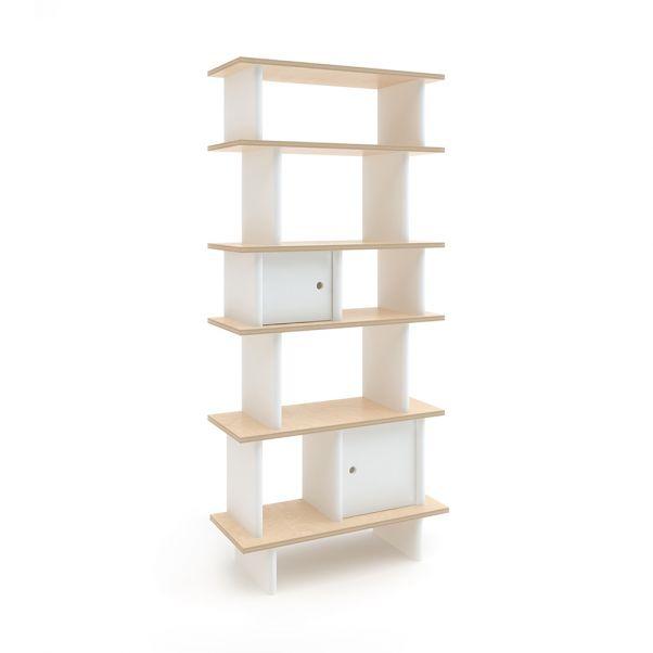 Vertical Bookshelf Bouleau Oeuf NYC Design Children
