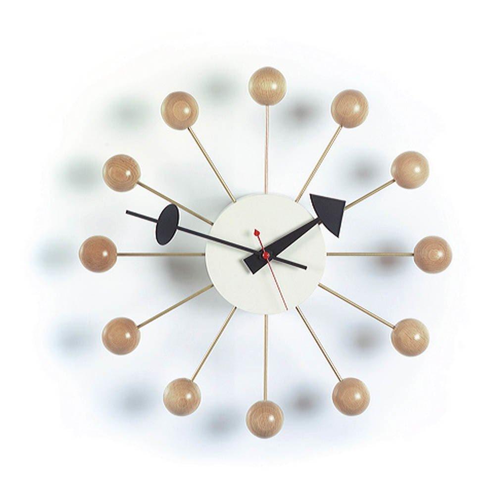 WanduhrBall clock George Nelson, Highlight 8220