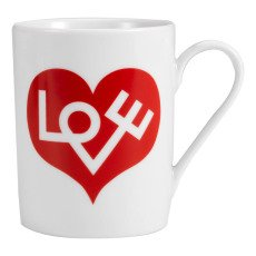 product-Vitra Coffee Mugs - Love Heart Alexander Girard, 1971