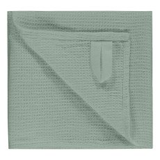 product-Communauté de biens Washed Linen Honeycomb Towel