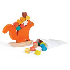 product-Janod Squirrel Stacking Game