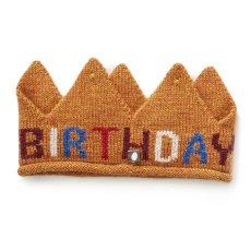 product-Oeuf NYC Couronne Birthday en alpaga