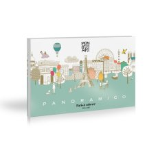 product-Mon Petit Art Paris Panoramic Colouring Picture