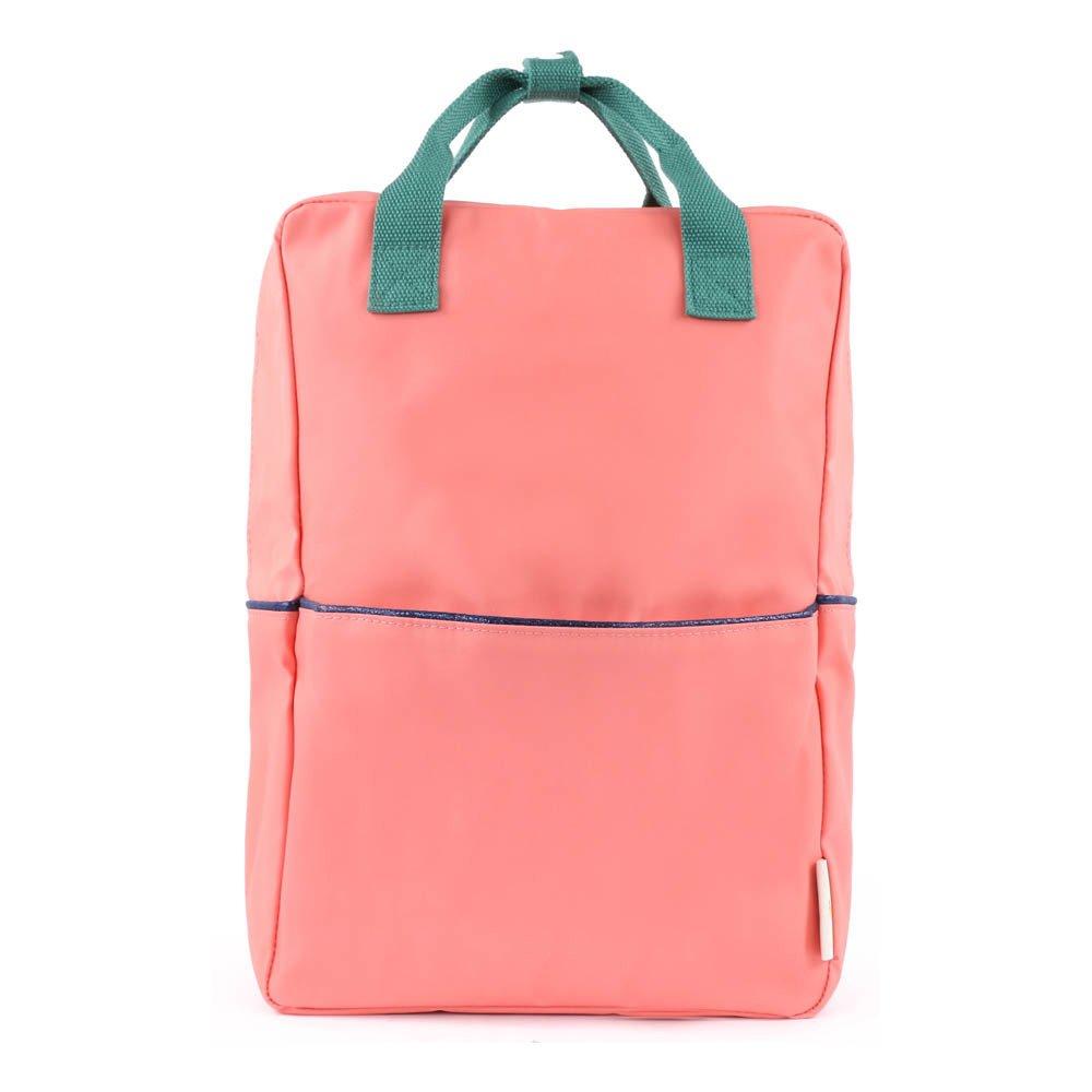 e1d74267d9dc Cotton Backpack Peach Sticky Lemon Fashion Teen