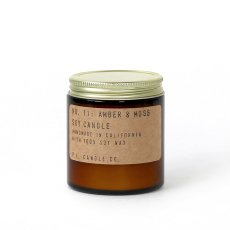 product-P.F. Candle Co N°11 Amber & Moss Soy Candle