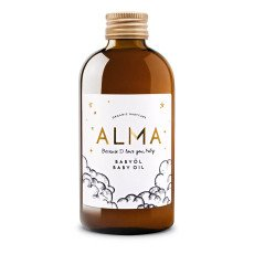 product-Alma Babycare Baby Oil 250ml