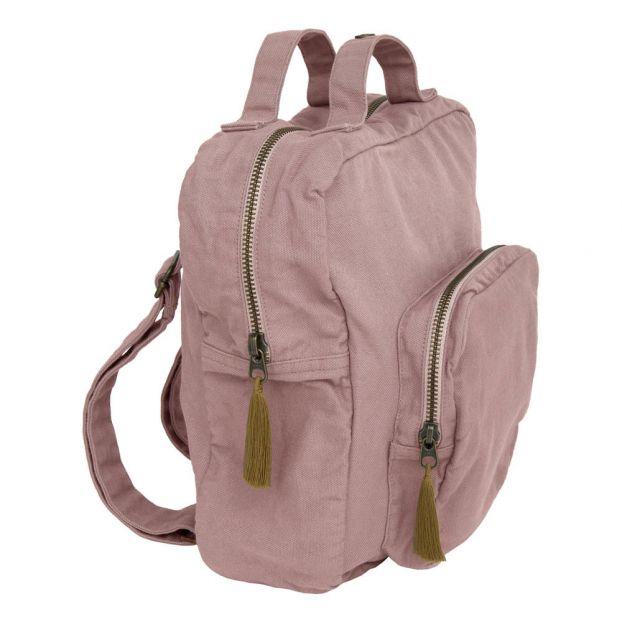 Kinder Rucksack Dusty Pink S007 Numero 74 Mode Kind