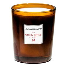 product-Lola James Harper The Woody Office of Dady Scented Candle